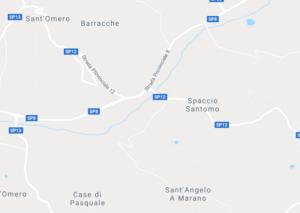 torrente Salinello