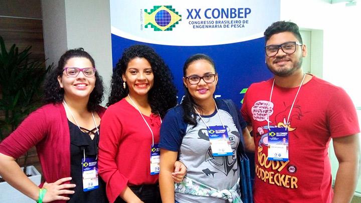 Participação em congresso