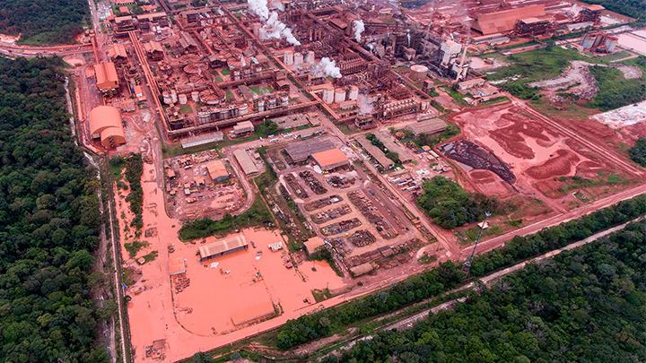 Vazamento de rejeitos da produtora de alumínio Hydro em Barcarena-PA