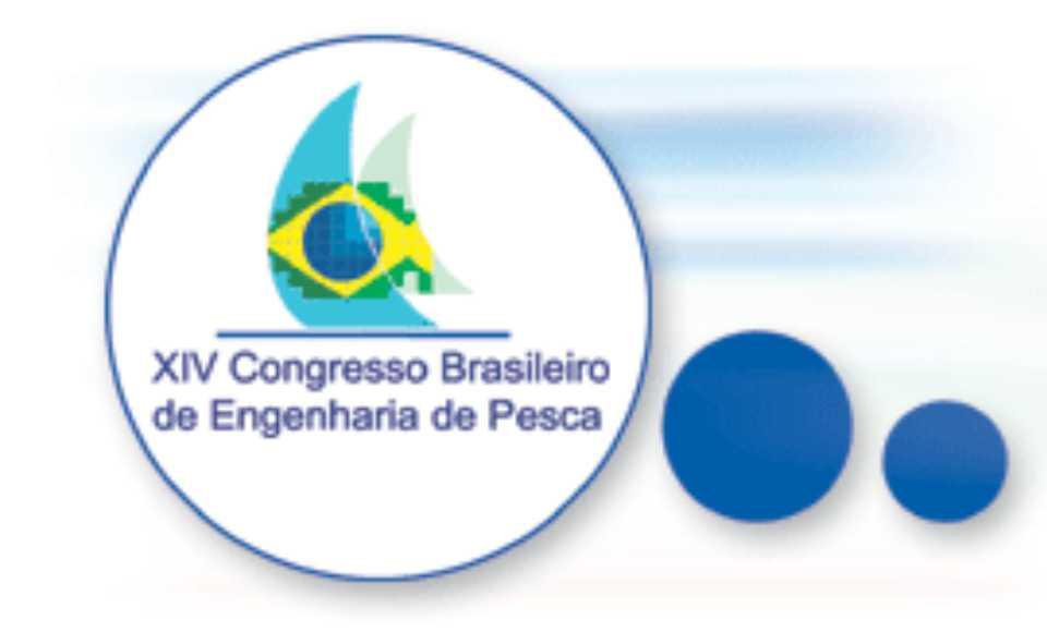 XIV Brazilian Congress of Fisheries Engineering