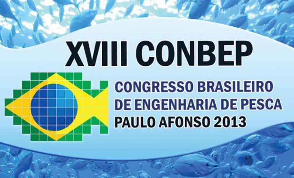 XVIII Congresso Brasileiro de Engenharia de Pesca