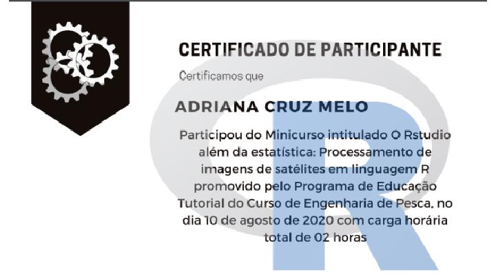 Certificados do III Capacita Pet estão disponíveis!!