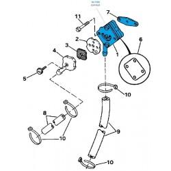 Pompe à essence hors bord Johnson Evinrude 6, 8, 9.9 et 15