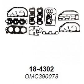 Pochette de Joints d'embase Johnson Evinrude 50-60-65-70