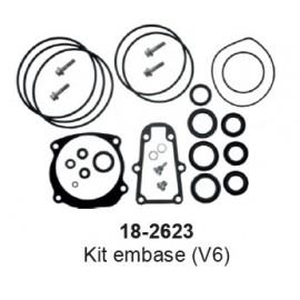 Turbine Johnson Evinrude 85cv, 90-100cv, 115-140cv, V4-V6