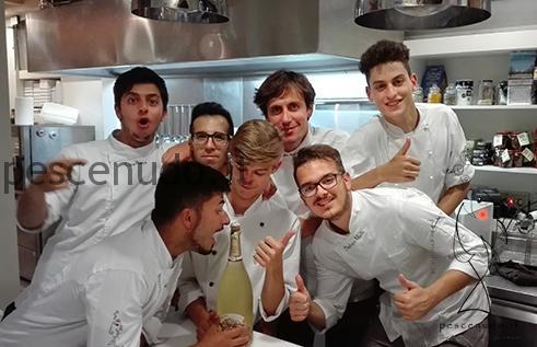 Un giorno al ristorante Terrazza Bartolini