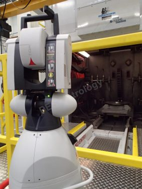 Metrology Assisted Automation Projects by PES Metrology