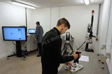 PES Metrology - Laser Tracker Training