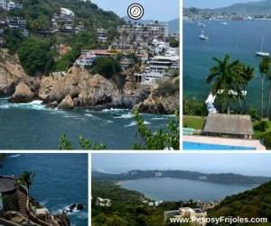 Trucos para viajar barato. Acapulco, Guerrero, México.