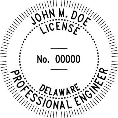Get Professional Engineer Stamps, Engineer Seal Embosser