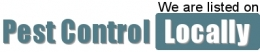 We are listed on Pest Control locally