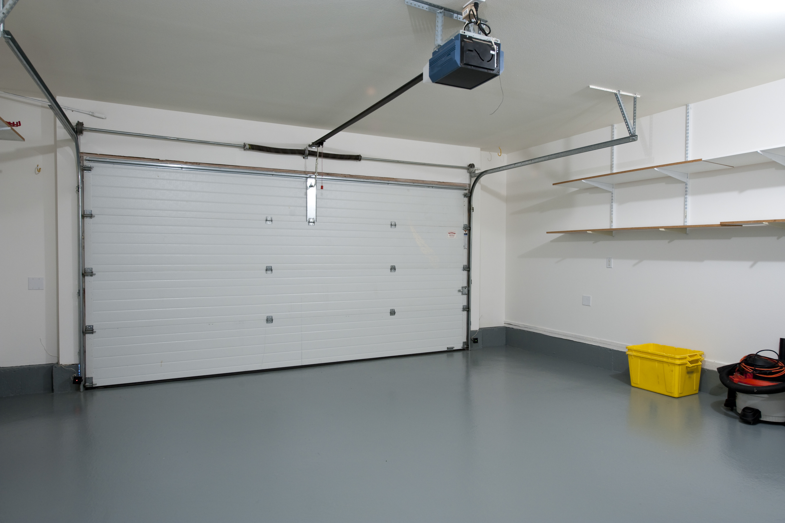 hight resolution of identifying bugs in the garage