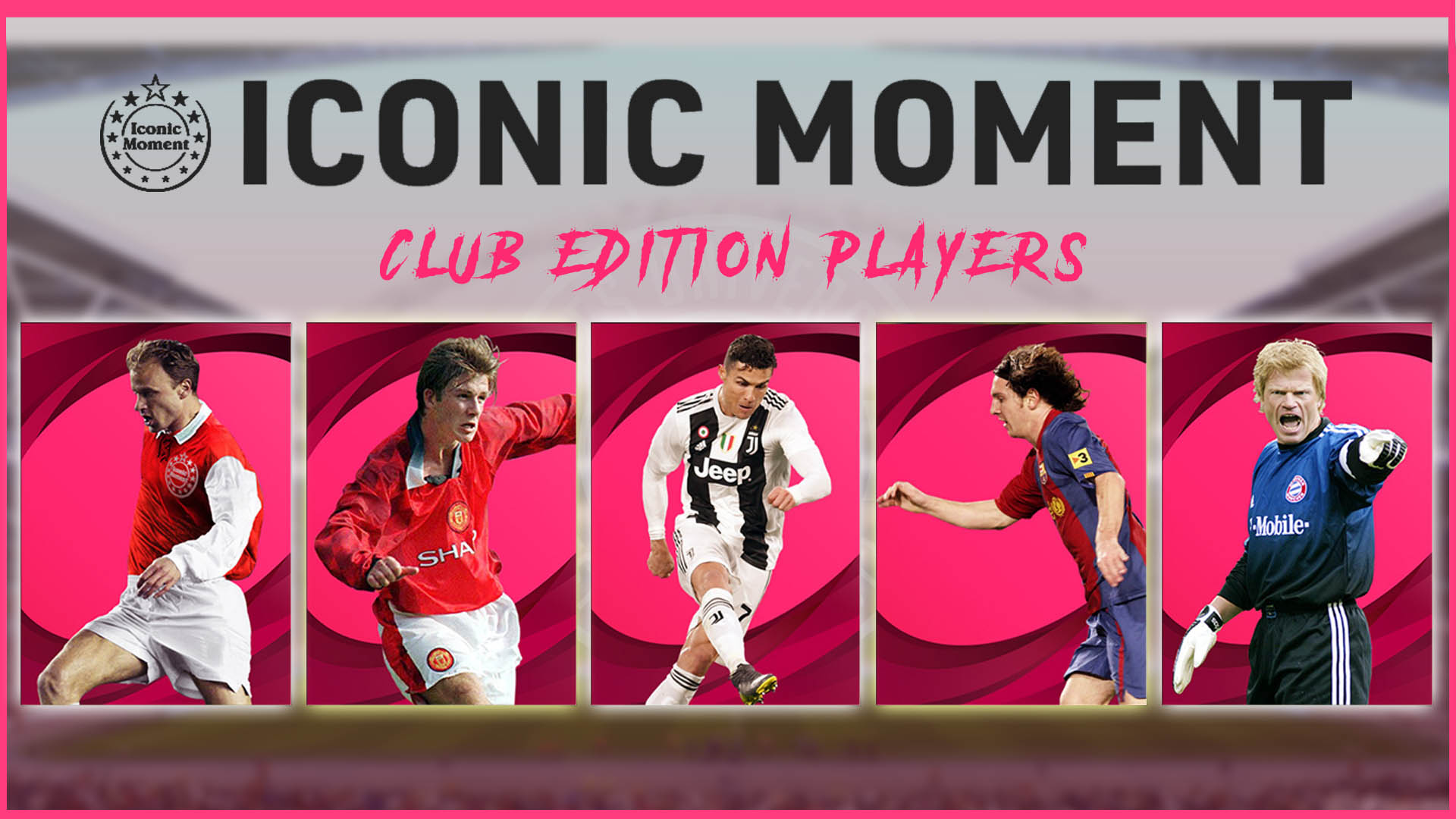 pes 2021 iconc moments players club