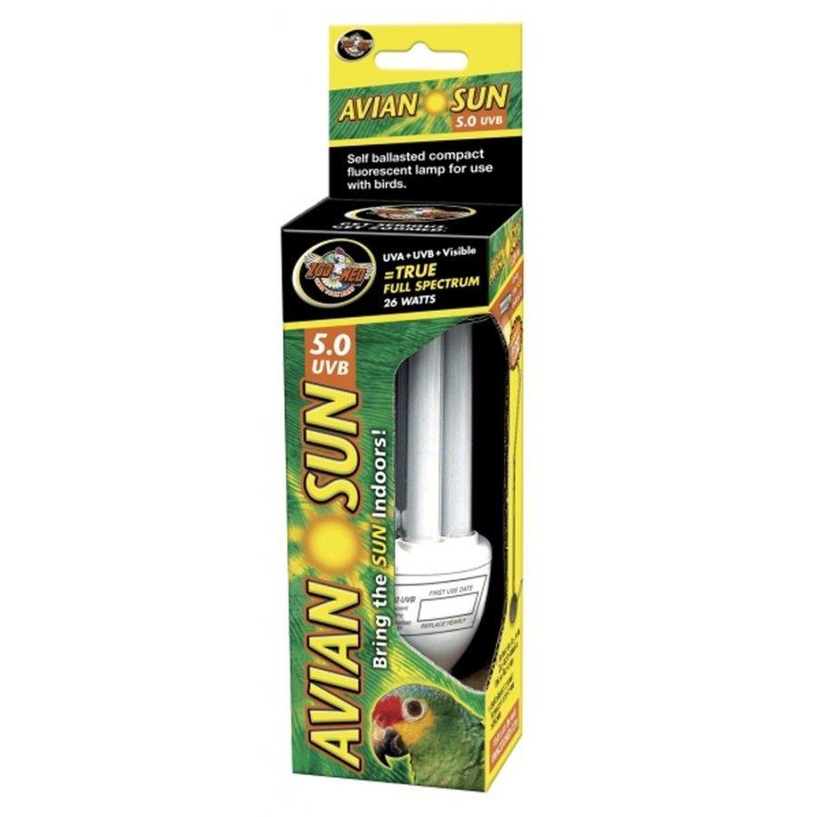 Avian Sun Lamp. Avian Sun Deluxe UV Floor Lamp Stand For