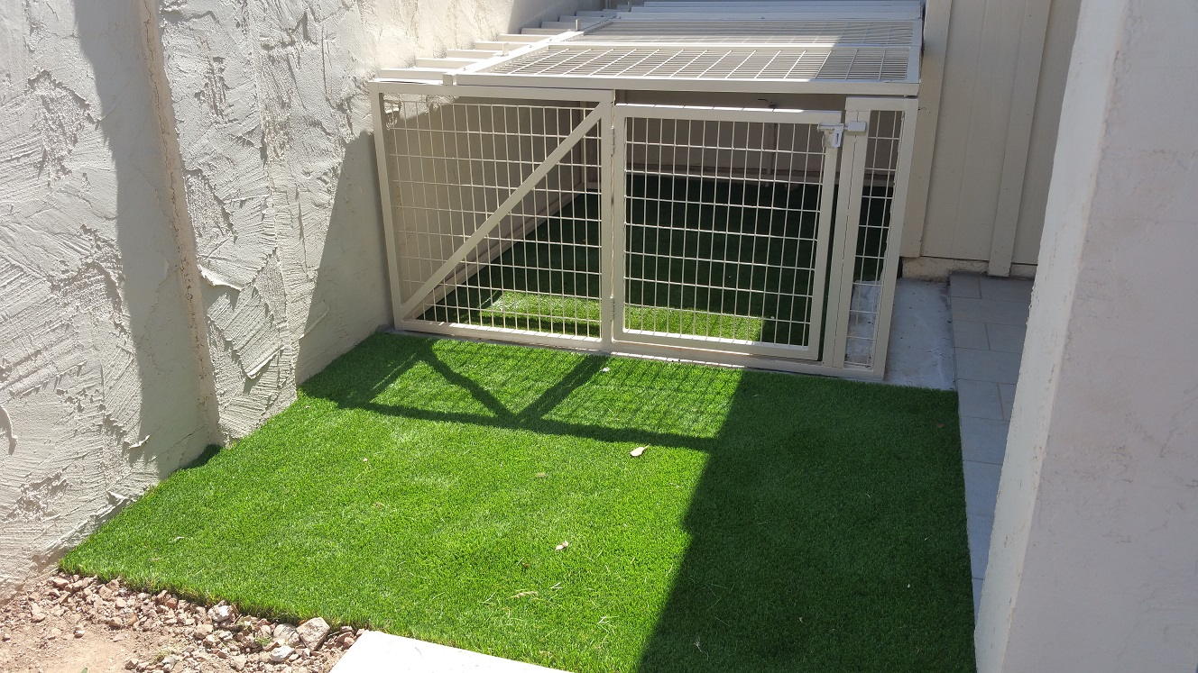 Dog Kennel Flooring Panels