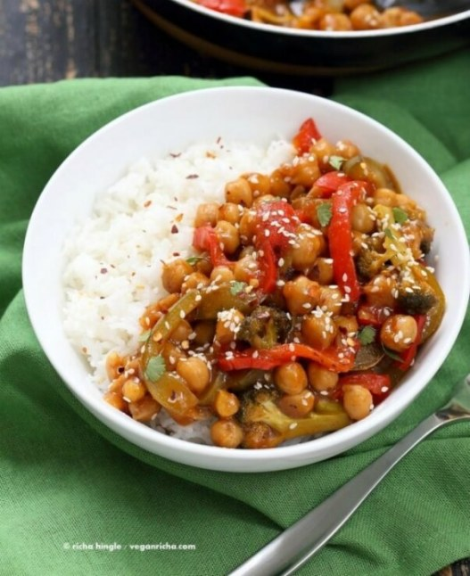 vegan-sweet-and-sour-chickpeas-vegan-richa