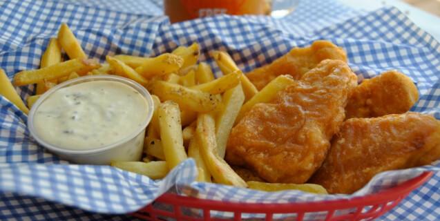 Fish and Chips With Vegan Tartar Sauce  PETA