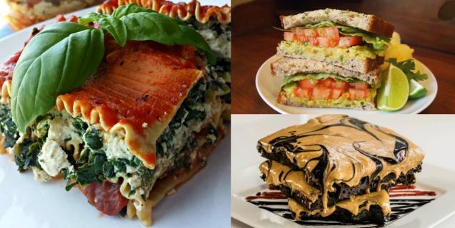 Main Dish Salad Recipes Vegetarian