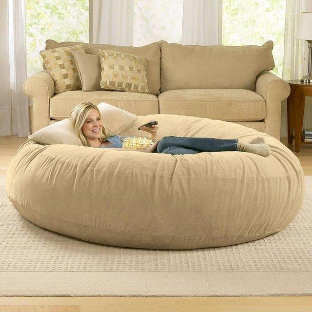 bean bag sofas india alpha dual reclining sofa reviews jaxx cocoon lounger petagadget