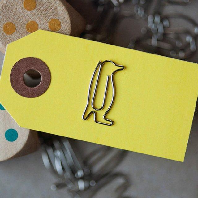 Penguin Paper Clips 187 Petagadget