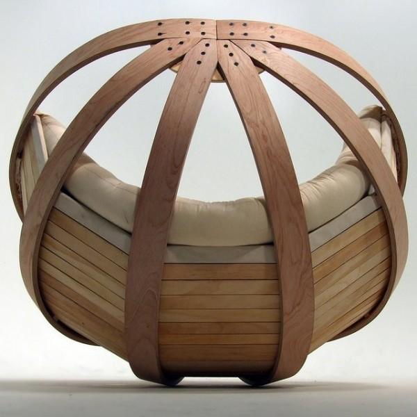 Sublime Gadgets: Cradle Rocking Chair by Richard Clarkson – Sublime ...