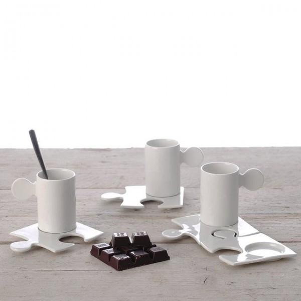 Puzzle Espresso Cup Set