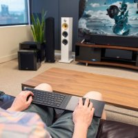 Razer Turret Living Room Gaming Mouse and Keyboard ...
