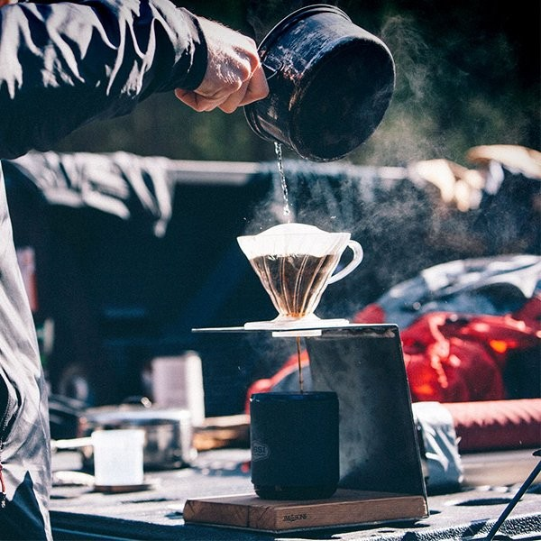 Coffee Pour Over Stand Single by JM&Sons