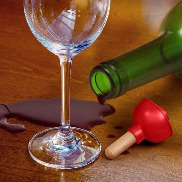 Plunge Bottle Stopper