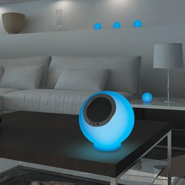 Eluma Lights Speaker Show
