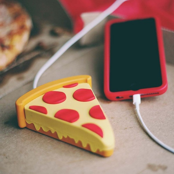 Pizza Emoji Power Bank