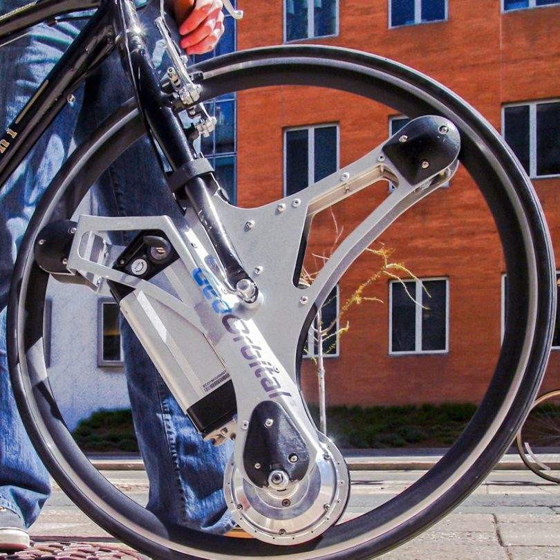 GeoOrbital Wheel Electric Bike Wheel » Petagadget