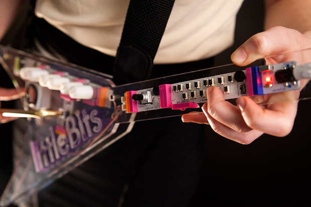 Littlebits Introduces Your Kids To Fun Modular Electronic Projects
