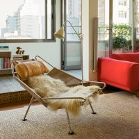 Flag Halyard Chair by Hans Wegner  Petagadget