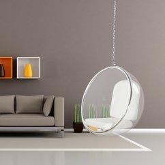 Hanging Chair Amazon Outdoor Directors Designer Modern Bubble Pink Acrylic » Petagadget