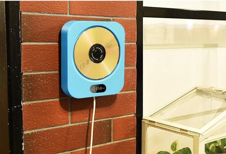 Wall Mounted Radio With Bluetooth