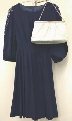 カリルでレンタルしたドレスとバッグ