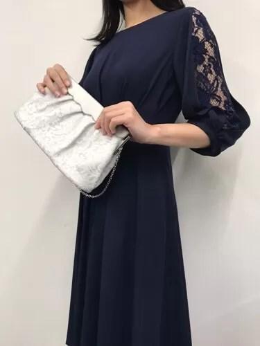 カリルでレンタルしたドレス2点セットを着てみた