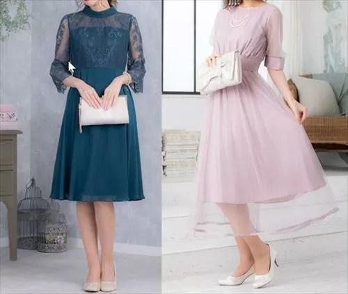 リリアージュのドレス