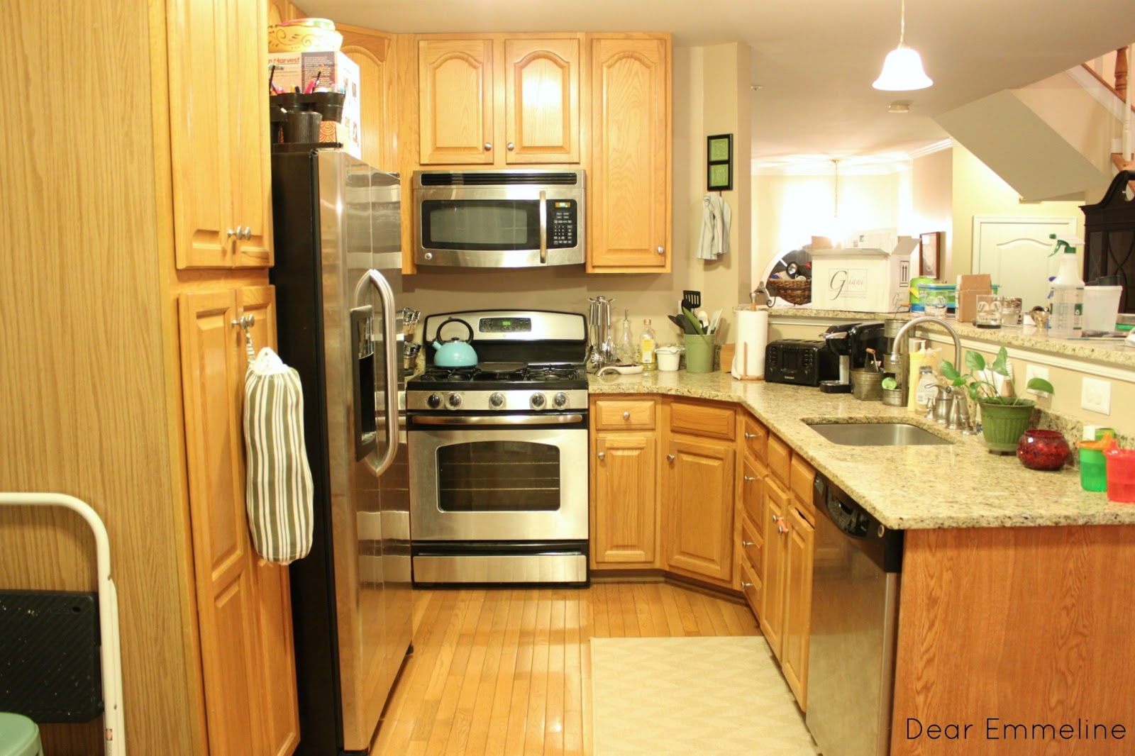 Tiny Kitchen Decor