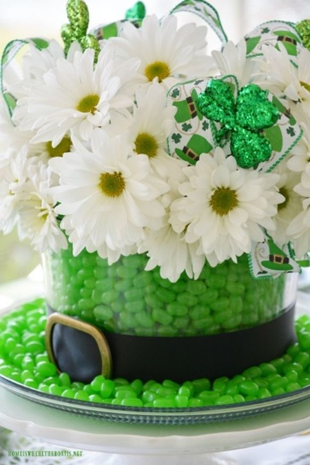 St. Patrick's Day Jelly Beans