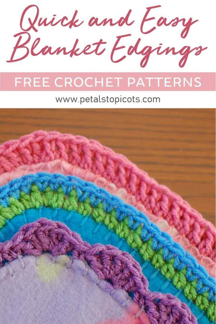 Crochet Free Edging Patterns You Should Know