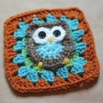 Guest Post: Repeat Crafter Me — Owl Granny Square Pattern
