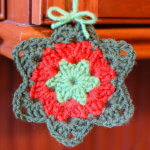 Granny Star Crochet Pattern