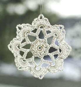 Grandma Jennie's Snowflake Patterns - Version 2