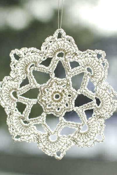 Grandma Jennie's Snowflake Pattern: Part 2