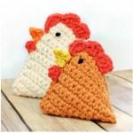 Mini Easter Eggs Crochet Pattern