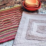 My First Tunisian Crochet Projects