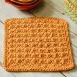 Textured Dishcloth