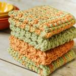 4 Quick and Easy Dishcloth Patterns